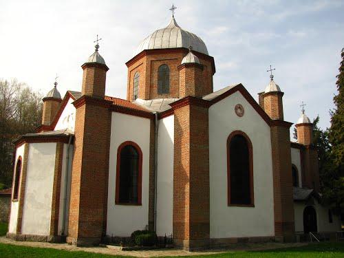 Правослевен храм Свети Пророк Илия